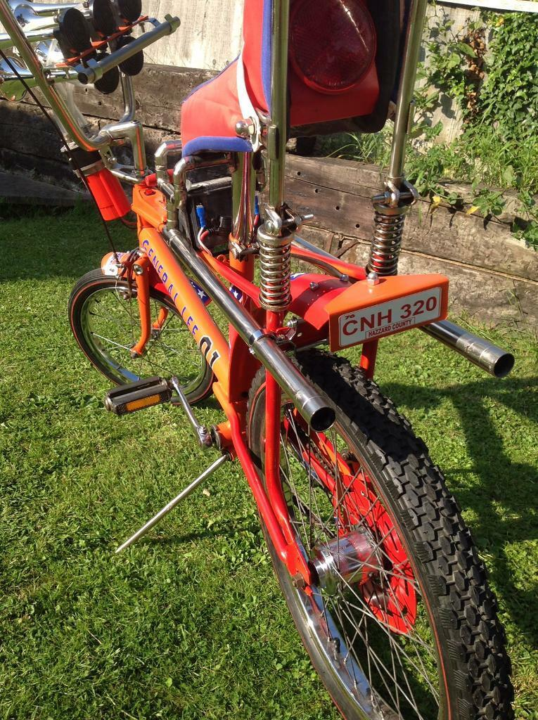 Raleigh Chopper Mk 2  Absolute one-off! Dukes of Hazzard | in Chesterfield,  Derbyshire | Gumtree