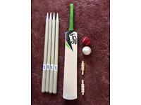 Kookaburra Kahuna cricket set for sale  Uppingham, Rutland