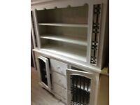 Large White Shabby Chic Dresser
