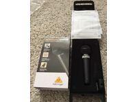 Behringer XM8500 Microphone - opened/unused