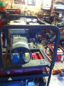 Honds Gx160 Petrol Generator 2.7Kva.