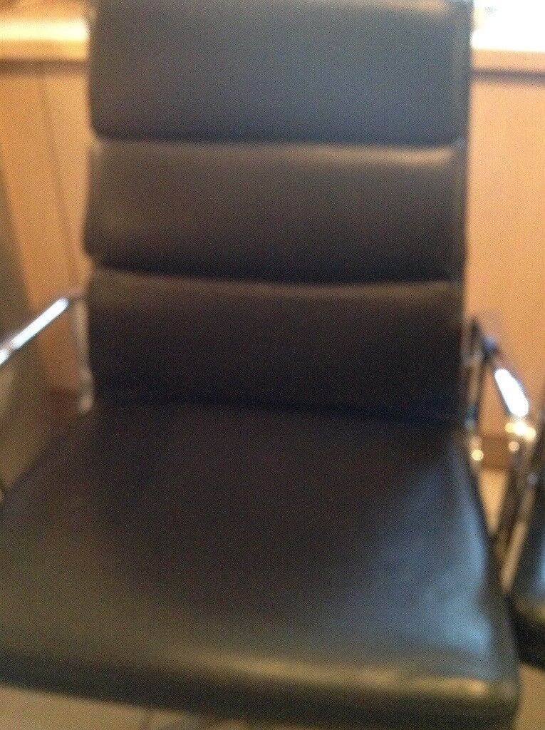 Luxury leather swivel chairs
