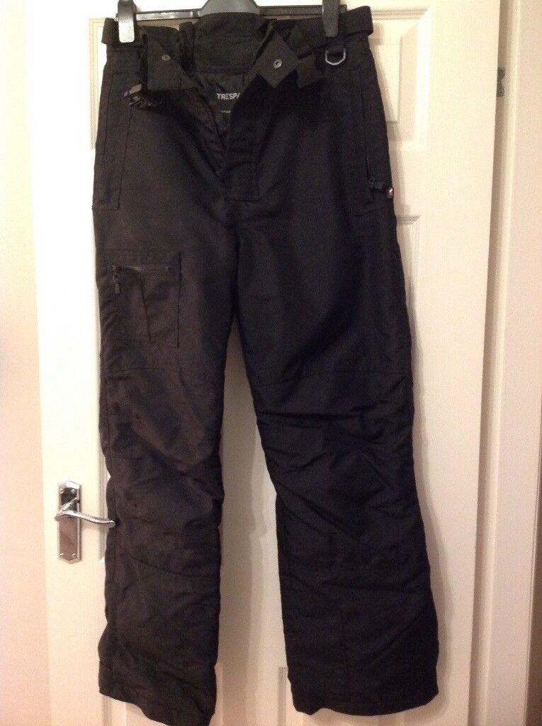 Mens Tresspass Snowboarding/Ski Pants