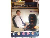 Massage Seat Topper
