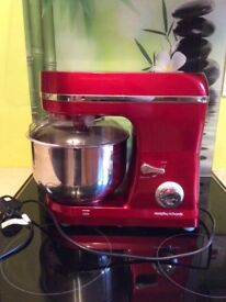 Morphy Richards Accent Red food mixer,New