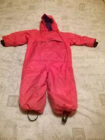 Hummel Children's Snowsuit (Scandinavian Style)