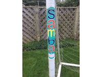 Samba Football Goal- Size 8X6 ft