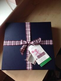 Jack Wills Blanket Scarf Gift Set