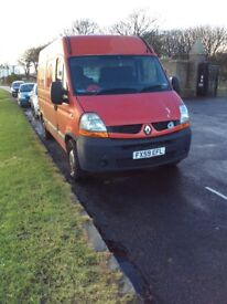 Renault master good runner