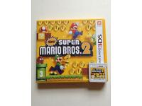 Nintendo 3ds *FREE P&P* Mario game