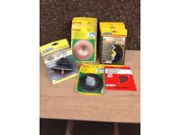 A Selection of Sanding Discs and Attachments