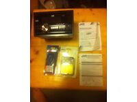 JVC KW-R400 CAR STEREO USB CD PLAYER