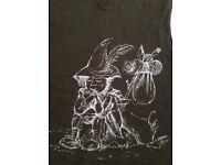 Handmade XL Snufkin t-shirt