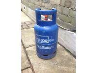 Gas Cylinder 7kg bottle £10