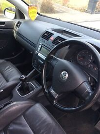 Volkswagen Golf 2006 GTTDI 140 BHP very good condition