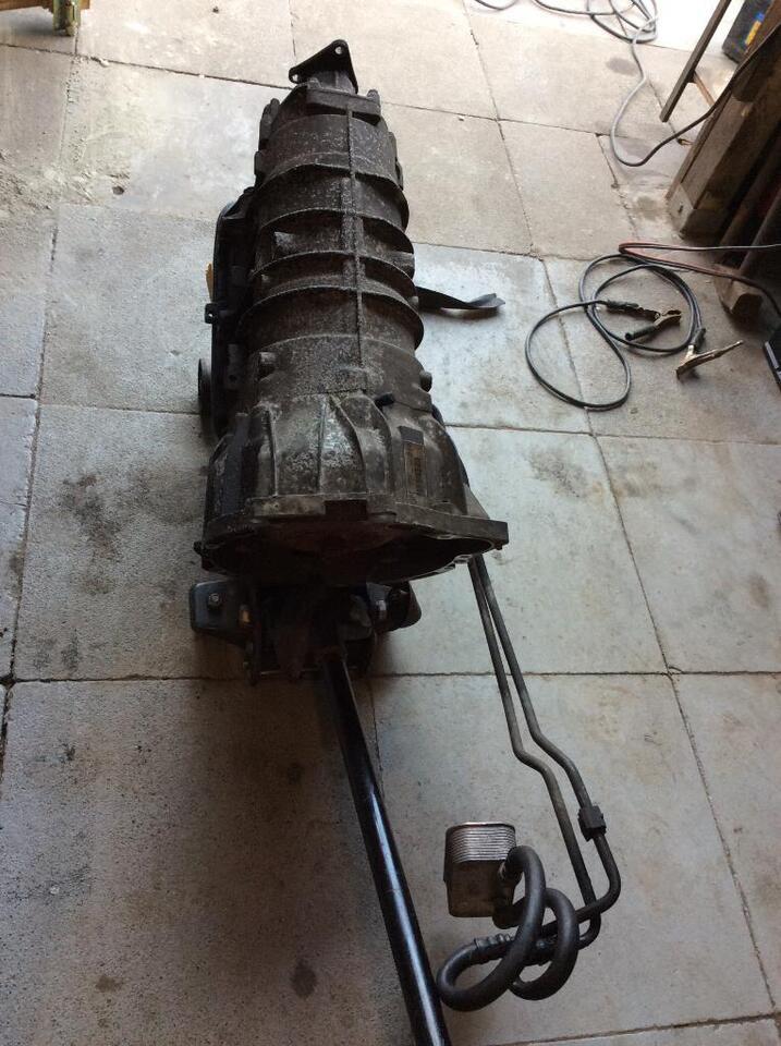 Getriebe aus BMW E46 320d 2,0 100kW 179tkm1423888 96022210 GM P14 in Bergedorf - Hamburg Billstedt