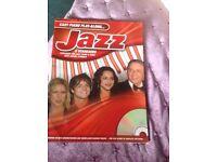 Easy Piano Play-along Jazz