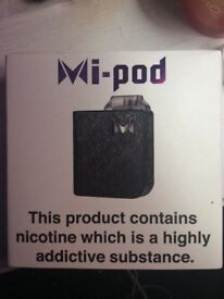 SMoking Vapor Mi-Pod eCig Starter Kit | Pod Device