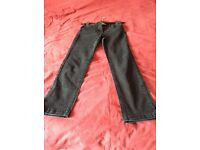 Ladies size 8 black jeans (TU) collect from Sprowston or meet at Riverside