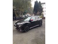 NISSAN JUKE 1.6 DiG-T Nismo RS (Tech Pack) 2015 plate only 14,000 miles