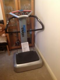 Fitness vibration plate(body train)