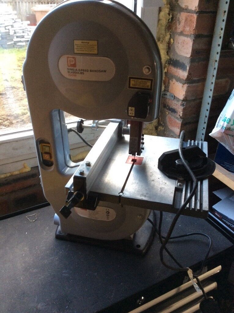 Bench Band Saw For Sale Very Rarely Used And In Very Good Condition