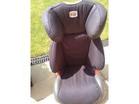 Britax adjustable car seat