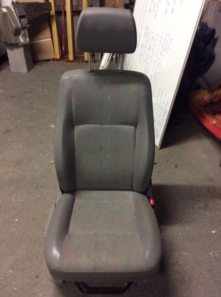 VW T5 drivers seat
