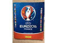 Panini Euro 2016 football stickers - help please!