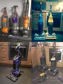 DYSON Hoover can deliver with 3 month warranty (repairs from £10