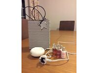 Stone aroma electric heater and body lotion
