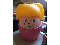 Dolly Toy Box
