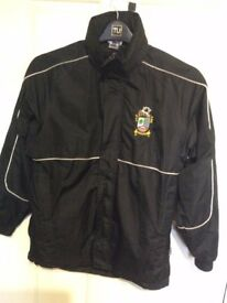 Ringwood School PE uniform - rain jacket, shorts, tracksuit trousers