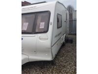 Bailey senator Vermont 2003 2 berth with motor mover