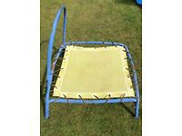 Elc mini kids trampoline up to age 8
