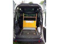 Taxi Wheelchair Ramp