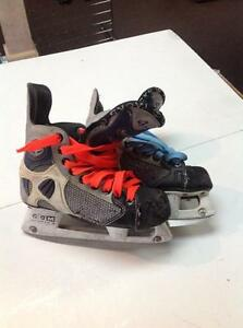 CCM 455 Tracks Hockey Skates-FIT system -Youth 1.5 (33.5)- (sku: Z14926)