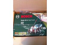 Bosch Rotak 32 LI High Power Cordless Lawnmower