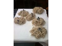 Mop Heads £1 each