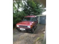 Land Rover discovery 300 tdi auto