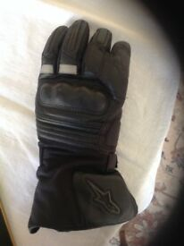 Alpinestars gloves xl Yukon drystar