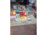 Lego Joblot 53 kg 250 mini figs look