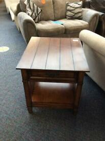 Dansk Coffee Table with drawer #44769 £60
