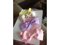 Pretty little girl headbands