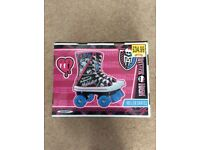 Roller skates monster high - size 36. Have been worn but not very often
