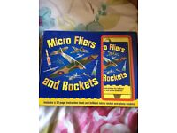 Micro Fliers and Rockets Build your Own Mini Planes