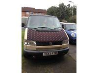 VW T4 Transporter campervan