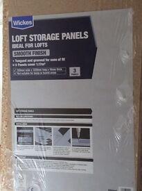Wickes Loft Storage Boards