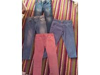 Girls age 6/7 jeans/trousers brand new