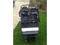 Mountain Duet double buggy